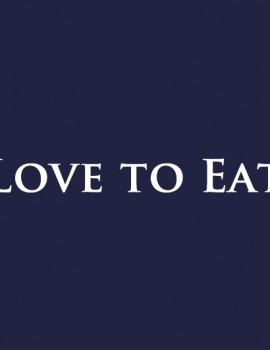 Love to Eat